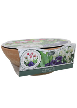 XL Spring Woodland Planter
